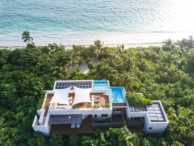Book Luxury Accommodation Beachfront Tulum