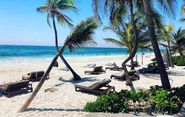 Extraordinary places to stay in Tulum